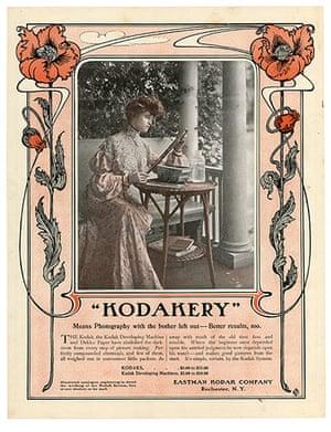 Kodak Girl: Kodakery advertisement