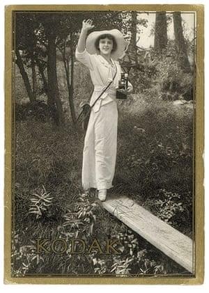 Kodak Girl: Kodak Catalog, 1914