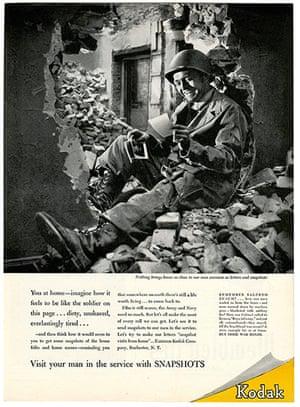 Kodak Girl: You at home - imagine, advertisement