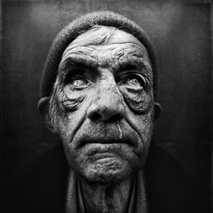 Big Pic - Homeless: Homelessness photo by Lee Jefferies