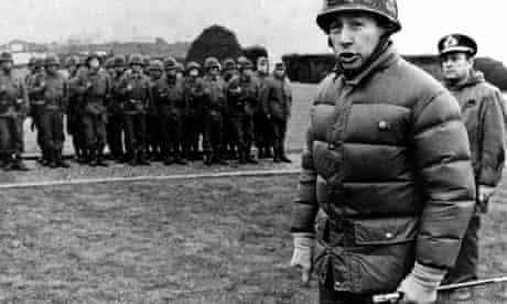 Argentinian General Mario Benjamin Menendez in the Falklands Wa