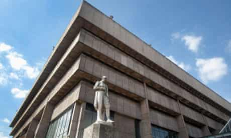 Central Library Birmingham