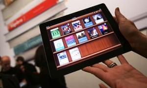 Apple iPad iBooks