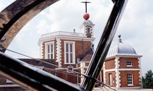 Old Royal Observatory at Greenwich