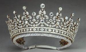 Girls of Great Britain tiara