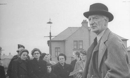 William Beveridge in 1944