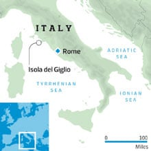 Italy graphic