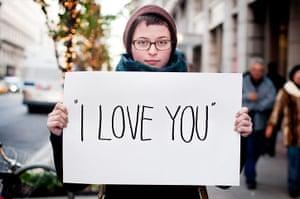 "extraordinarywomen: ""I love you"""