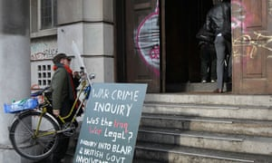 Occupy London protesters hold mock trial at former Old Street magistrates court