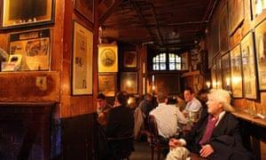 Gordon's Wine Bar, Charing Cross, London