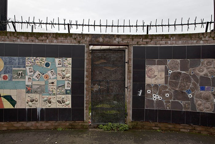 Belfast peace walls - in pictures | UK news | The Guardian