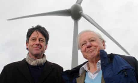 Glyndebourne wind turbine