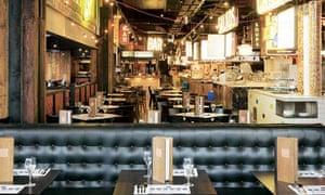 Restaurants: Za Za Bazaar