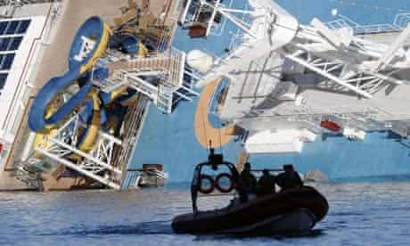 Divers searching for missing passengers will be allowed back on the Costa Concordia soon