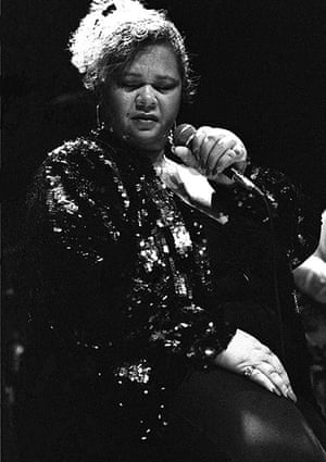Etta James Obituary: An undated photo of the singer
