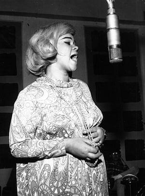 Etta James Obituary: Blues Singer Etta James Dies At 73