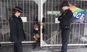 Occupy London has moved into Roman House, in the Barbican area of London