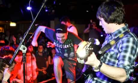 Enter Shikari perform at Borderline