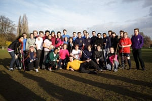 Muggle Quidditch: University of Oxford students play Muggle Quidditch