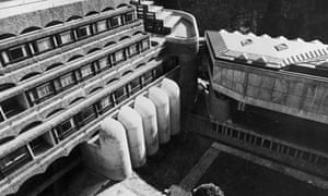 St Peter's Seminary, Cardross, designed by Isi Metzstein