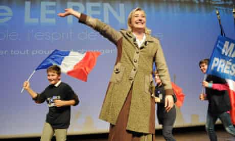 President Marine le Pen? Anything is possible in 2012