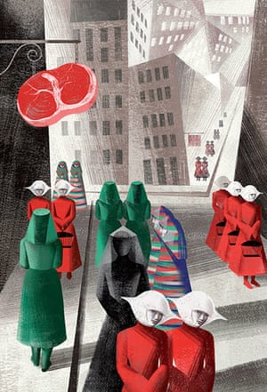 The Handmaid's Tale  : Margaret Atwood's The Handmaid's Tale