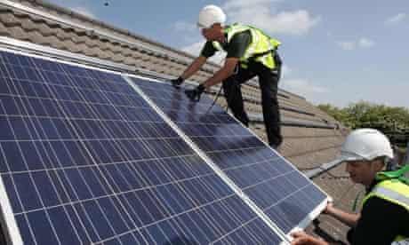 HomeSun solar panels