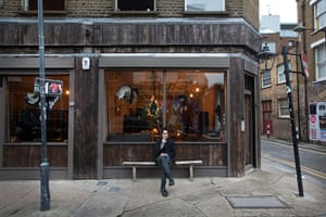 Redchurch Street: Exterior view of Hostem shop