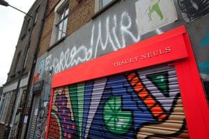 Redchurch Street: Exterior view of Tracey Neuls