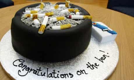 Scotland smoking ban