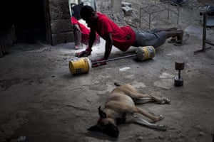 24 hours in pictures: Port-au-Prince, Haiti