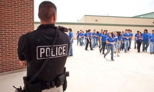 US school police