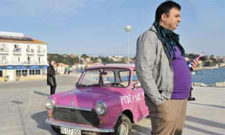 Parada (The Parade) film still