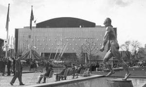 Festival of Britain, Royal Festival Hall