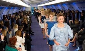 Chanel's haute couture show in Paris