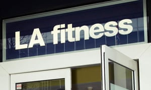 La Fitness Shamed Into Dropping Contract Money The Guardian