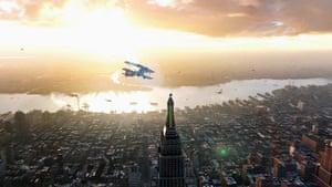 Skyscrapers in film: King Kong film still