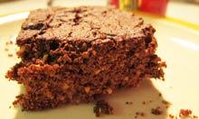 Herbert Bower's Ripon ginger 'cake'