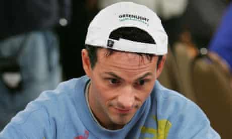David Einhorn playing poker