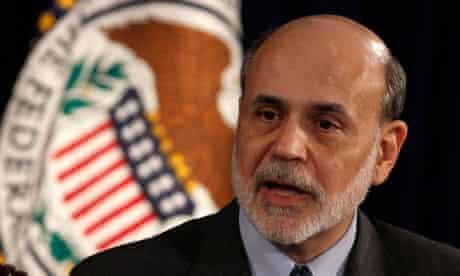 Federal Reserve Ben Bernanke