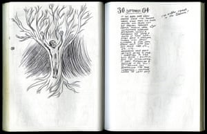 Craig Thompson: Craig Thompson sketchbook 2