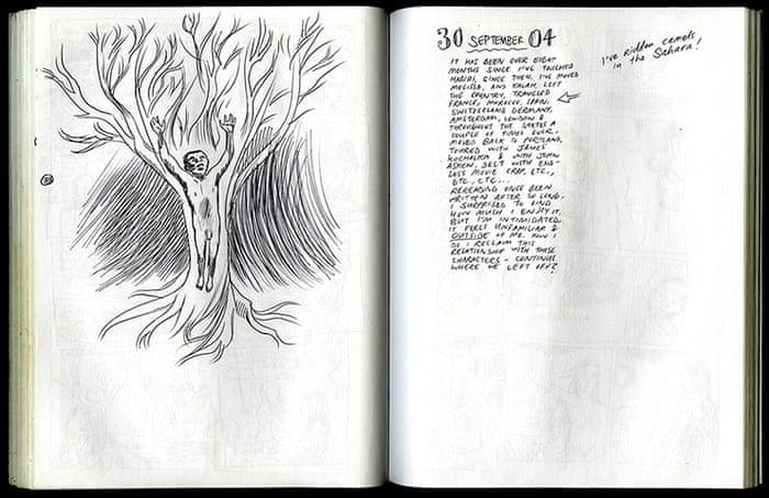 Graphic novelist Craig Thompson on the making of Habibi - in
