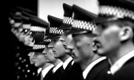 Qualifying recruits – police