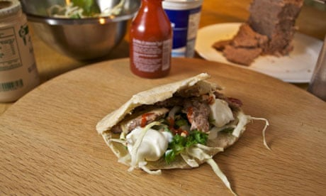 The Diy Doner Kebab Food The Guardian