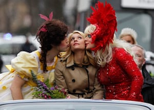 Hasty Pudding Club: Actress Claire Danes is the Hasty Pudding Theatricals Woman of the Year