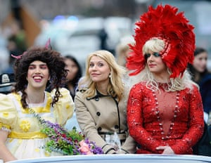 Hasty Pudding Club: Clair Danes the 2011 Hasty Pudding Theatricals Woman of the Year