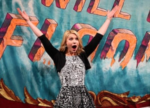 Hasty Pudding Club: Claire Danes Honored As Hasty Pudding Club's Woman Of The Year