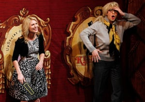 Hasty Pudding Club: Clair Danes at the Hasty Pudding Theatricals Woman of the Year