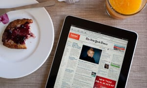 new york times loses digital crown to mail online