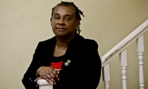 Doreen Lawrence, the mother of murdered teenager Stephen Lawrence